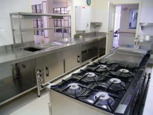 commercial kitchen cleaning sydney equipment exhaust hood duct